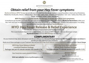 Hayfever publicity doc 2